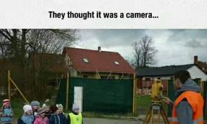 这不是照相机
